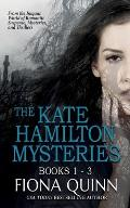 The Kate Hamilton Mysteries Boxed Set: An Iniquus Romantic Suspense Mystery Thriller Box Set