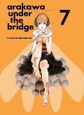 Arakawa Under the Bridge 7