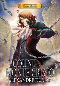 Manga Classics Count of Monte Cristo: New Edition