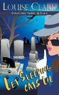 Let Sleeping Cats Lie (The 9 Lives Cozy Mystery Series, Book 4)
