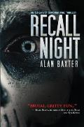 Recall Night: An Eli Carver Supernatural Thriller - Book 2