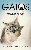 Gatos: La Gu?a Definitiva Paso a Paso de C?mo Entender y Entrenar a tu Gato