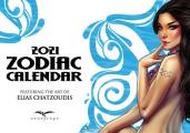 2021 Zenescope Entertainment Zodiac Calendar