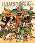 Illustoria: For Creative Kids and Their Grownups: Issue 14: Myth: Stories, Comics, DIY
