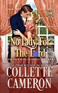No Lady For The Lord: A Sweet Regency Romance