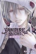 Vampire Knight: Memories, Vol. 2, 2