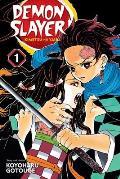 Demon Slayer Kimetsu no Yaiba Volume 1