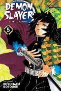 Demon Slayer Kimetsu no Yaiba Volume 5