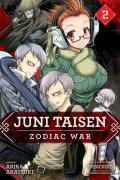 Juni Taisen: Zodiac War (Manga), Vol. 2, 2
