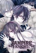 Vampire Knight Memories Volume 04