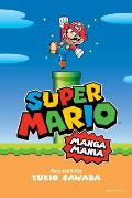 Super Mario Manga Mania