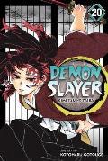 Demon Slayer Kimetsu no Yaiba Volume 20