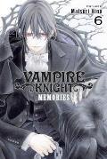 Vampire Knight Memories Volume 06