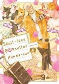 Skull face Bookseller Honda san Volume 04