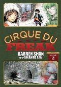 Cirque Du Freak The Manga Volume 02 Omnibus Edition