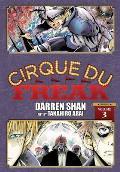 Cirque Du Freak The Manga Volume 03 Omnibus Edition