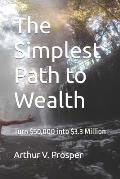 The Simplest Path to Wealth: Turn $50,000 into $3.3 Million