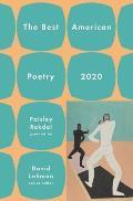 Best American Poetry 2020