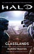 HALO Glasslands Book One of the Kilo Five Trilogy