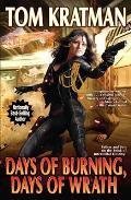 Days of Burning Days of Wrath Carerra Book 8