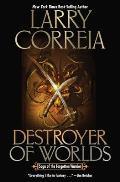 Destroyer of Worlds Saga of the Forgotten Warrior Book 3