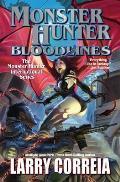 Monster Hunter Bloodlines Monster Hunter International Book 9