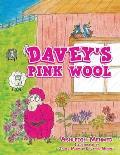 Davey's Pink Wool