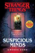 Stranger Things Book 1 Suspicious Minds
