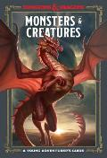Dungeons & Dragons Young Adventurers Guide Monsters & Creatures