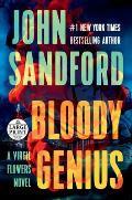 Bloody Genius: Virgil Flowers 12: Large Print Edition