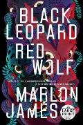 Black Leopard, Red Wolf (Large Print Edition)