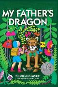 My Father's Dragon: Fully Illustrated Large Print Edition