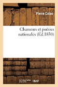 Chansons Et Po?sies Nationales