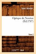 Optique de Newton. Tome 2 (Ed.1787)