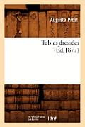 Tables Dressees (Ed.1877)