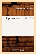 Opera Omnia (?d.1854)