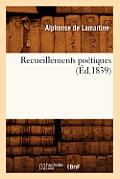 Recueillements Po?tiques (?d.1839)