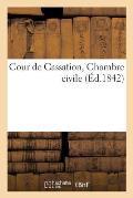 Cour de Cassation, Chambre Civile. M?moire Pour M. J.-A. Leroux, Banquier ? Paris