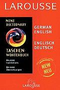 Larousse Mini German English English Ger