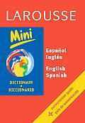 Larousse Mini Dictionary Spanish English Op