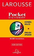 Larousse Pocket Dictionary Larousse Diccionario Pocket Spanish English English Spanish Espanol Ingles Ingles Espanol