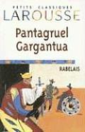 Pantagruel Gargantua Extraits