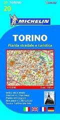 Torino 1 : 16 000 Stadtplan