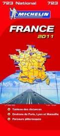France (Atlas Format) National Map 2011 2011