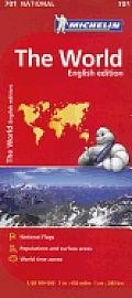 World Map 9th Edition