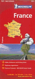 France Map 10th Edition
