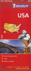 USA Road Map 10th Edition