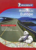 Michelin Road Atlas Europe 13th Edition