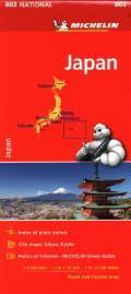 Michelin Japan Map 802