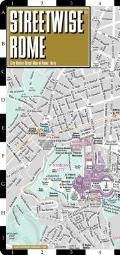 Streetwise Rome Map